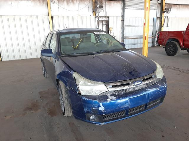 Salvage cars for sale from Copart Phoenix, AZ: 2009 Ford Focus SES