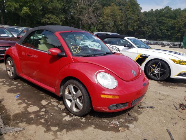 Vehiculos salvage en venta de Copart Austell, GA: 2006 Volkswagen New Beetle