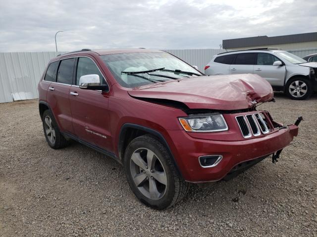 Vehiculos salvage en venta de Copart Bismarck, ND: 2014 Jeep Grand Cherokee