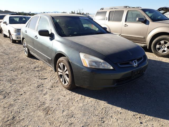 Salvage cars for sale from Copart Anderson, CA: 2004 Honda Accord LX