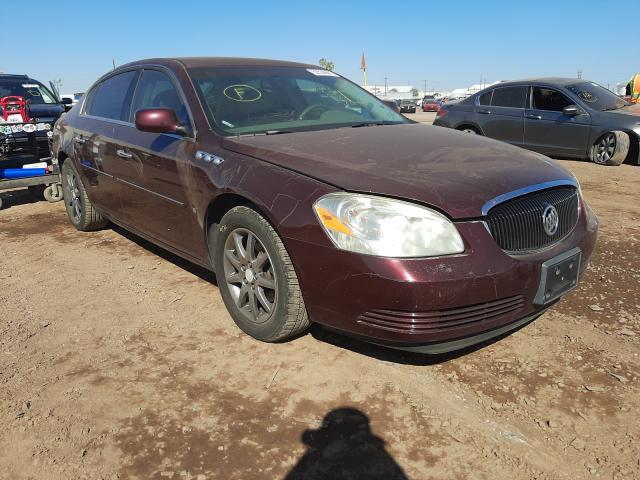 Salvage cars for sale from Copart Phoenix, AZ: 2006 Buick Lucerne CX