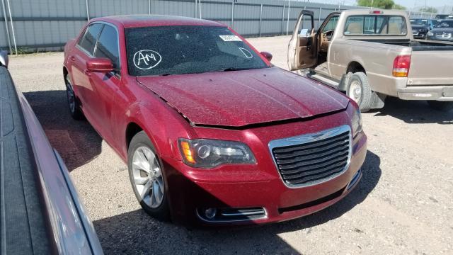 Salvage cars for sale at Tucson, AZ auction: 2012 Chrysler 300 S