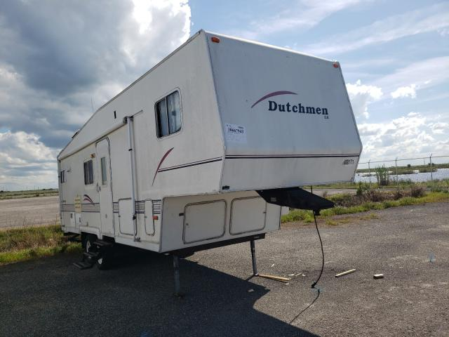 Dtch salvage cars for sale: 1998 Dtch Trailer