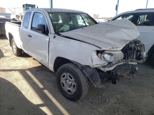 Salvage cars for sale from Copart Martinez, CA: 2014 Toyota Tacoma ACC