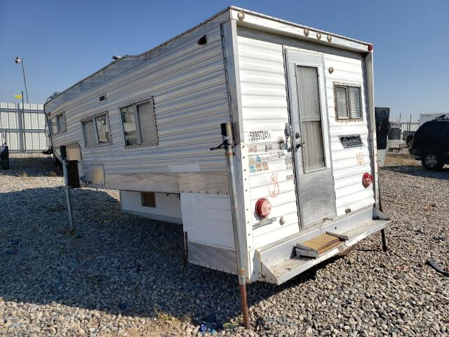 Salvage trucks for sale at Magna, UT auction: 1980 Other SS Camper