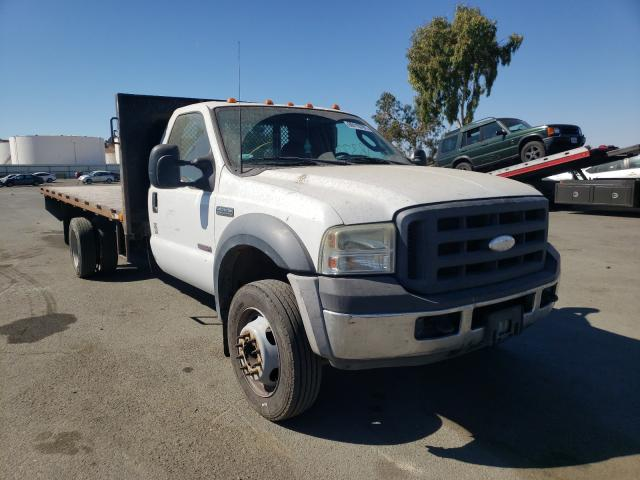 Salvage cars for sale from Copart Martinez, CA: 2007 Ford F550 Super