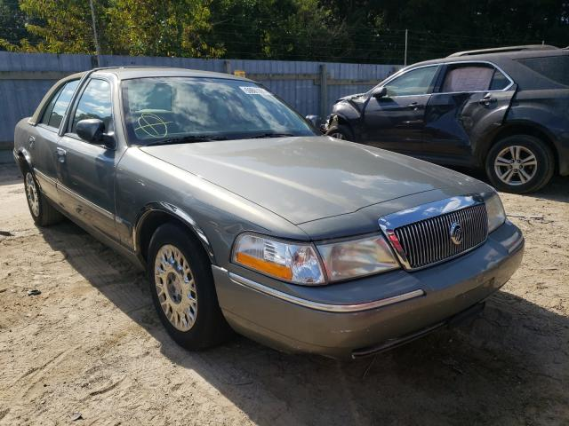 Mercury salvage cars for sale: 2004 Mercury Grand Marq