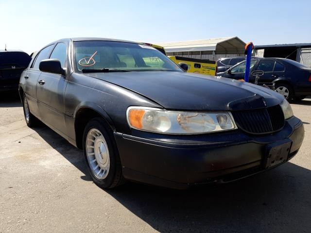 Lincoln salvage cars for sale: 1998 Lincoln Town Car E