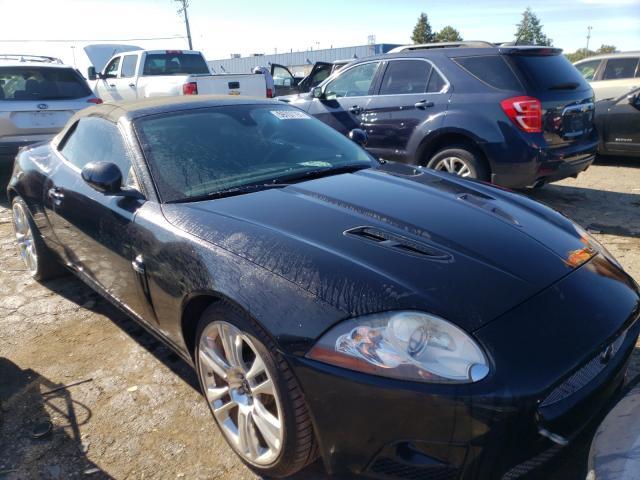 2007 Jaguar XKR for sale in Woodhaven, MI