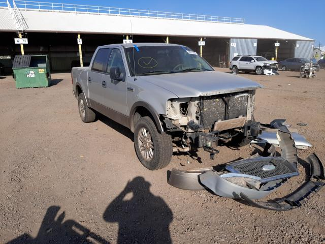 Salvage cars for sale from Copart Phoenix, AZ: 2006 Ford F150 Super