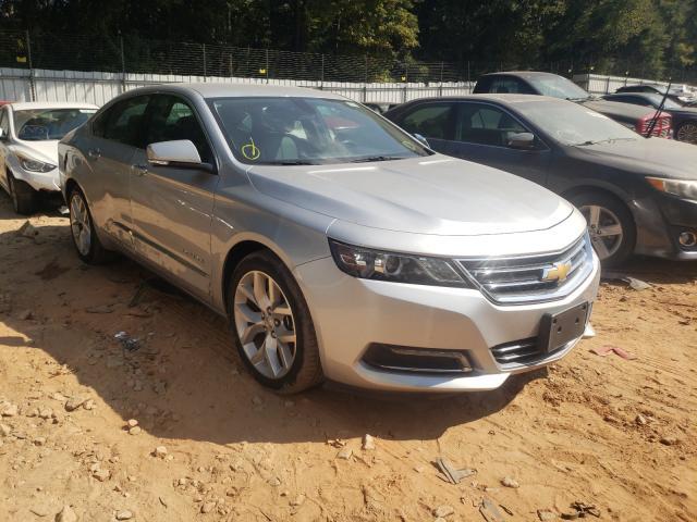 Vehiculos salvage en venta de Copart Austell, GA: 2020 Chevrolet Impala PRE