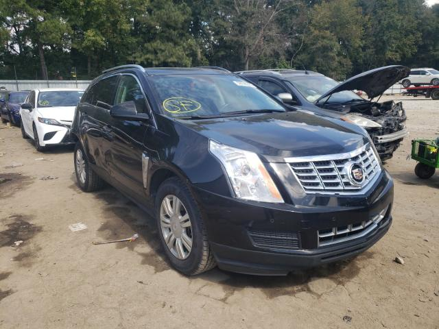 Salvage cars for sale from Copart Austell, GA: 2013 Cadillac SRX Luxury