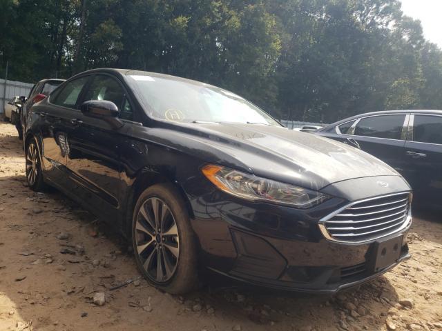 Vehiculos salvage en venta de Copart Austell, GA: 2020 Ford Fusion SE