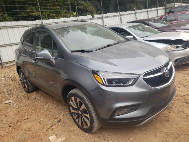 Vehiculos salvage en venta de Copart Austell, GA: 2019 Buick Encore ESS