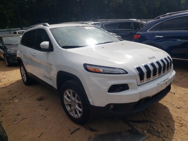 Vehiculos salvage en venta de Copart Austell, GA: 2018 Jeep Cherokee L