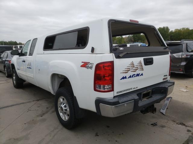 2011 GMC SIERRA K25 1GT220CG1BZ378256