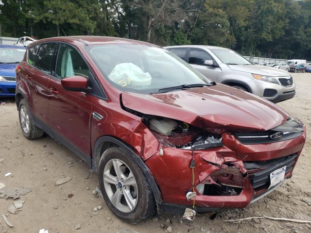 Salvage cars for sale from Copart Austell, GA: 2014 Ford Escape SE