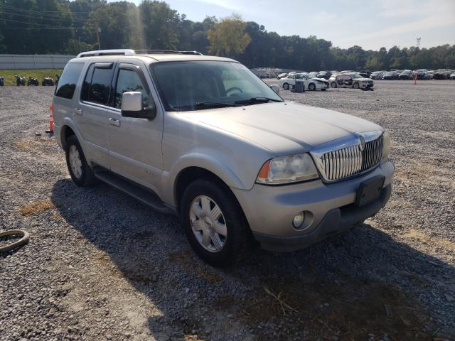 Lincoln Aviator salvage cars for sale: 2005 Lincoln Aviator