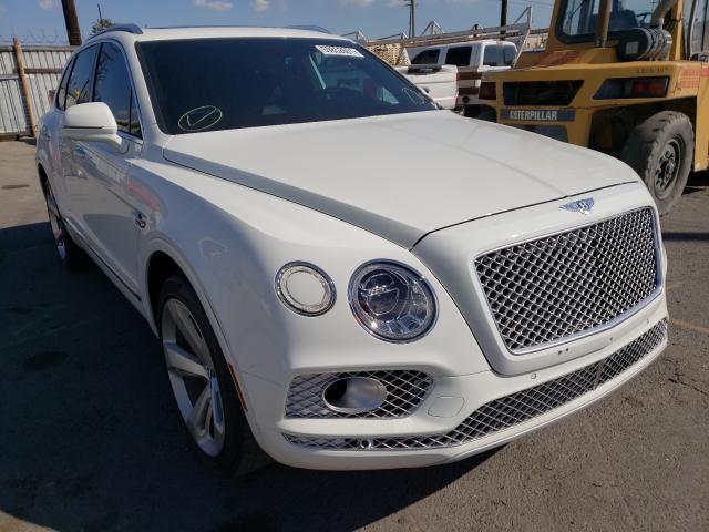Bentley salvage cars for sale: 2019 Bentley Bentayga