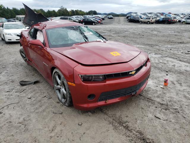 Chevrolet Camaro salvage cars for sale: 2014 Chevrolet Camaro