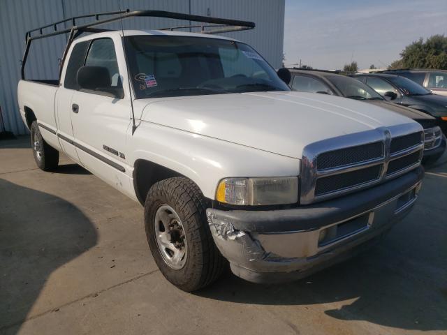 Dodge RAM 2500 salvage cars for sale: 1998 Dodge RAM 2500