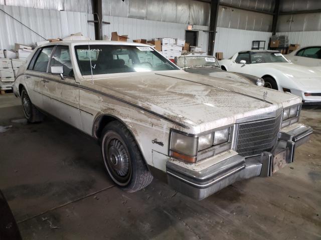 Cadillac Seville Vehiculos salvage en venta: 1985 Cadillac Seville