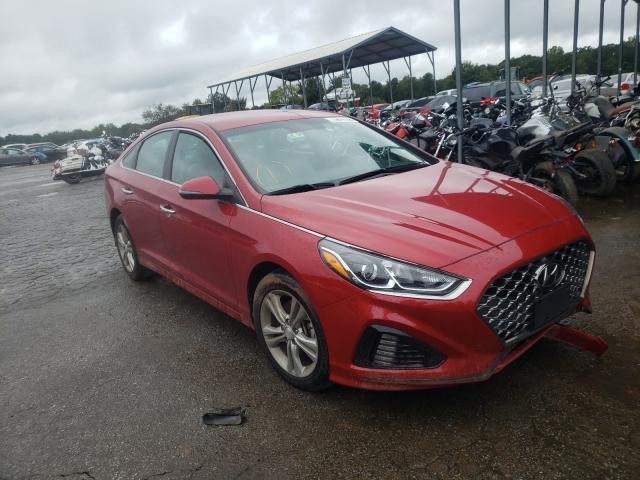 Vehiculos salvage en venta de Copart Austell, GA: 2019 Hyundai Sonata LIM