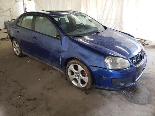 Vehiculos salvage en venta de Copart Ebensburg, PA: 2009 Volkswagen GLI