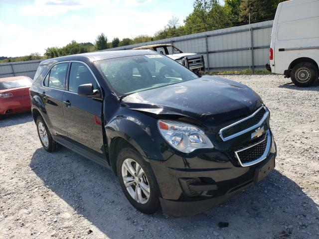 Salvage cars for sale at Prairie Grove, AR auction: 2013 Chevrolet Equinox LS