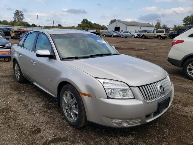 Mercury salvage cars for sale: 2008 Mercury Sable Premium