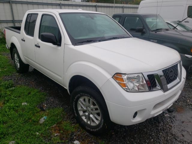 Salvage cars for sale from Copart Albany, NY: 2015 Nissan Frontier S