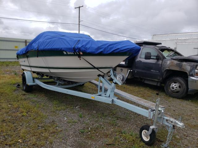 Salvage boats for sale at Dyer, IN auction: 1987 Sea Ray Searay