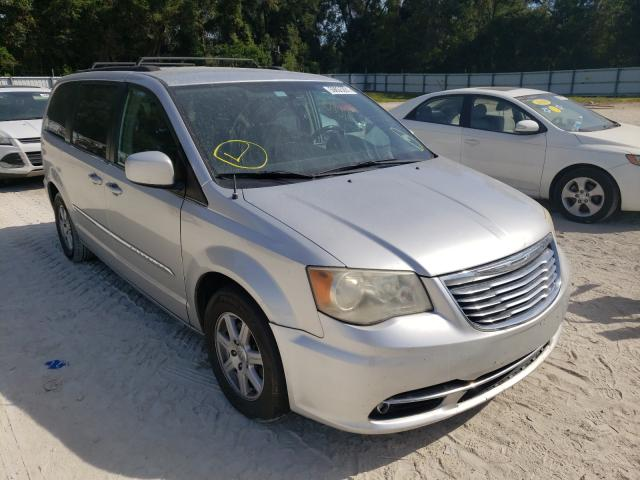 Salvage cars for sale from Copart Ocala, FL: 2012 Chrysler Town & Country