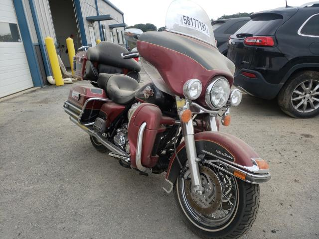 Salvage cars for sale from Copart Chambersburg, PA: 2007 Harley-Davidson Flhtcui