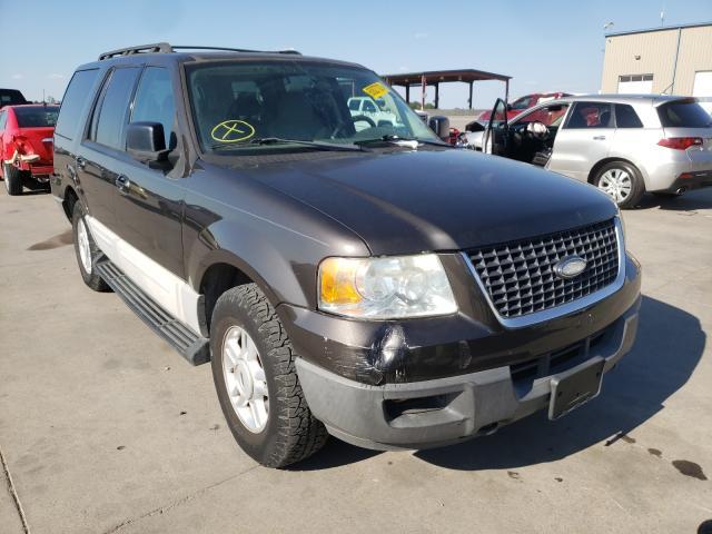 Vehiculos salvage en venta de Copart Wilmer, TX: 2005 Ford Expedition