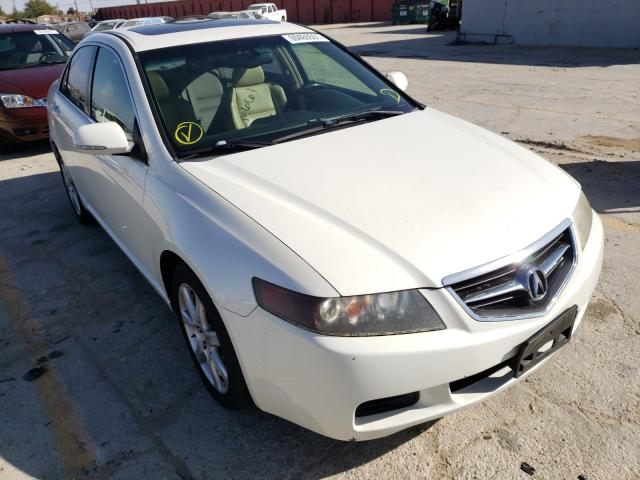 Acura salvage cars for sale: 2005 Acura TSX