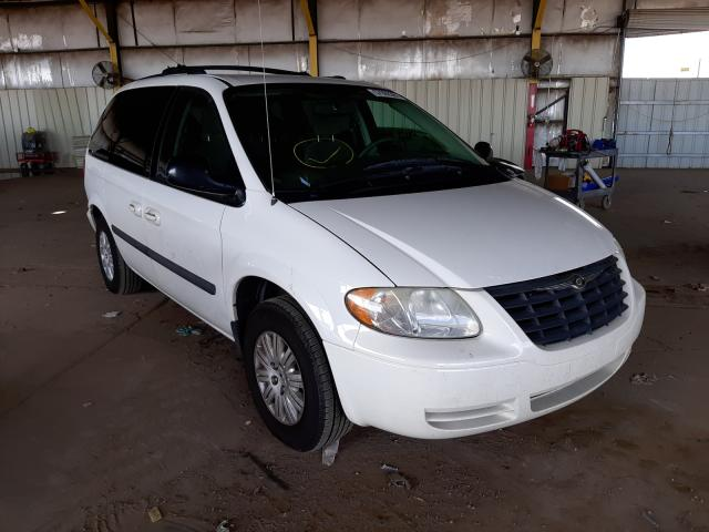 Salvage cars for sale from Copart Phoenix, AZ: 2005 Chrysler Town & Country