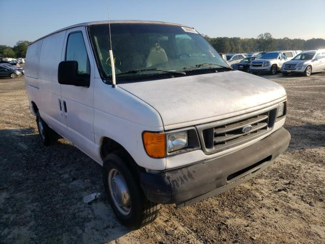 Ford salvage cars for sale: 2004 Ford Econoline