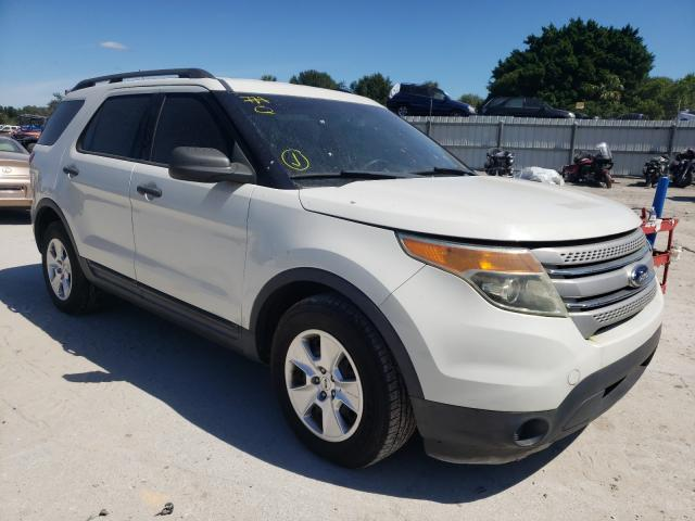 Ford salvage cars for sale: 2011 Ford Explorer