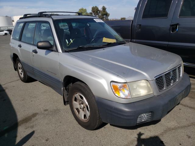 Vehiculos salvage en venta de Copart Martinez, CA: 2001 Subaru Forester L