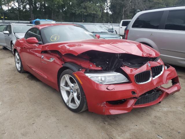 Vehiculos salvage en venta de Copart Austell, GA: 2015 BMW Z4 SDRIVE2