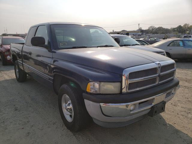 Salvage cars for sale from Copart Antelope, CA: 2001 Dodge RAM 1500