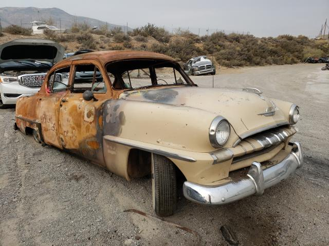 Plymouth salvage cars for sale: 1953 Plymouth Other