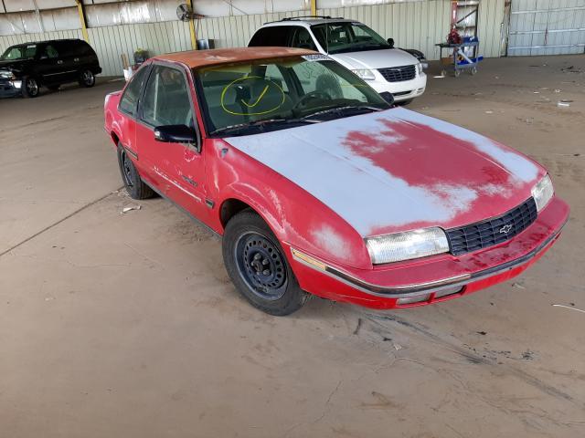 Salvage cars for sale from Copart Phoenix, AZ: 1989 Chevrolet Beretta