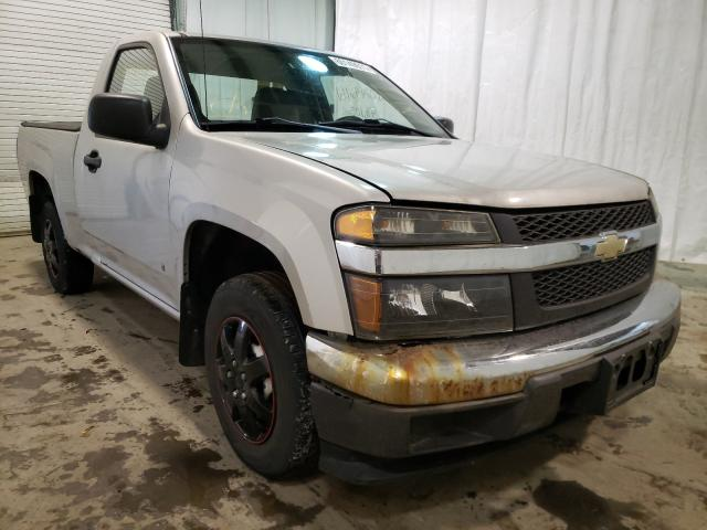 Salvage cars for sale from Copart Central Square, NY: 2007 Chevrolet Colorado