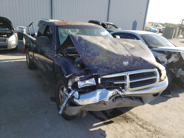 Dodge Dakota salvage cars for sale: 1998 Dodge Dakota