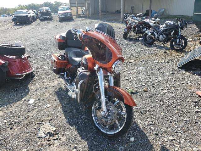 Salvage motorcycles for sale at Madisonville, TN auction: 2012 Harley-Davidson FLHXSE3 CV