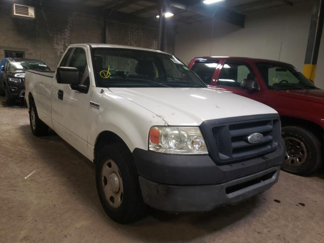 Salvage cars for sale from Copart Chalfont, PA: 2008 Ford F150