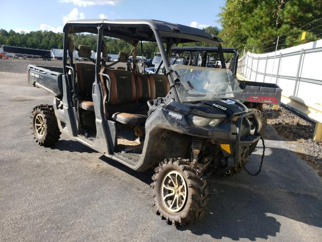 Salvage cars for sale from Copart Lufkin, TX: 2018 Can-Am Defender