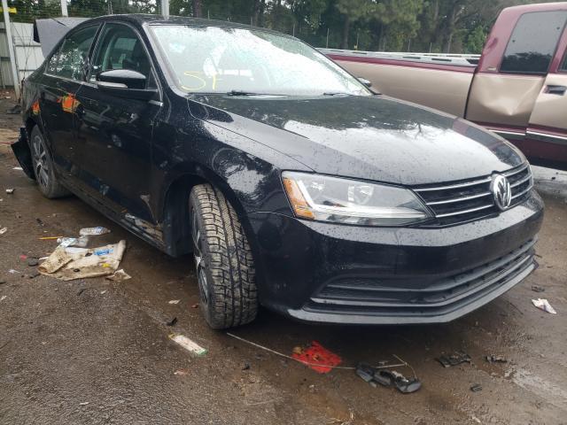 Vehiculos salvage en venta de Copart Austell, GA: 2017 Volkswagen Jetta SE